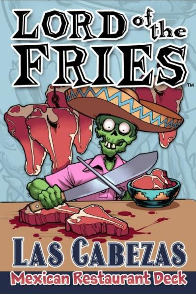 Lord of the Fries : Mexican Expansion