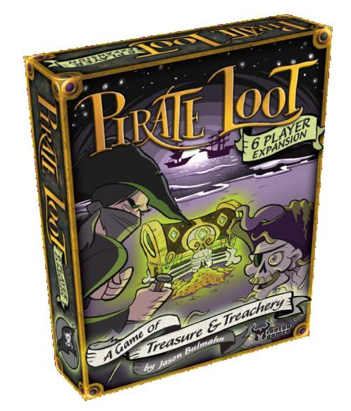 Pirate Loot : 6-Player Expansion