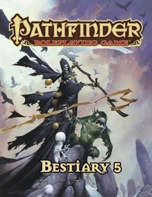 Pathfinder RPG: Bestiary 5 (HC)