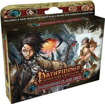 Pathfinder Adventure Card Game: (Class Deck) Barbarian