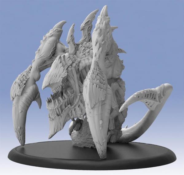 Hordes: (Legion Of Everblight) Blightbringer Gargantuan (resin/metal)