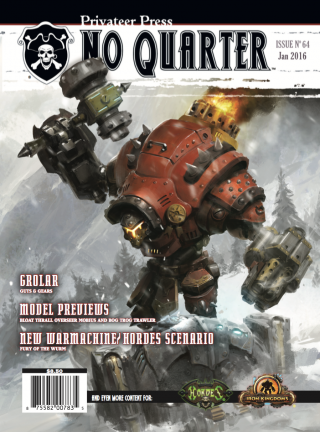 No Quarter Magazine: Issue #64