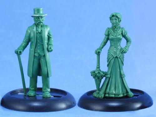 Chronoscope:  Victorian Lord & Dame