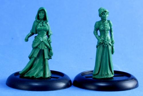 Chronoscope: Victorian Ladies