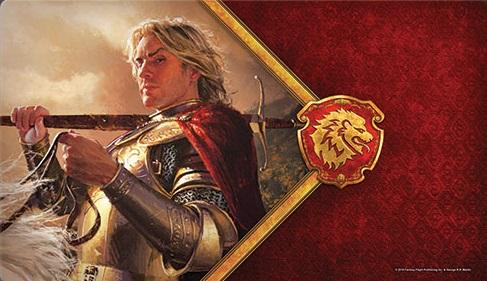 A Game of Thrones LCG: The Kingslayer Playmat