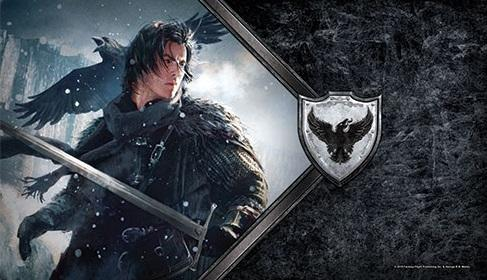 A Game of Thrones LCG: The Lord Commander Playmat