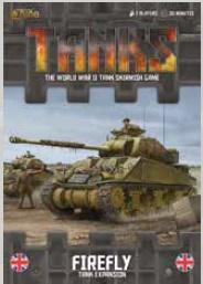 TANKS: (British) Sherman V & Sherman Firefly