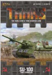 TANKS: (Soviet) SU-85 & SU-100