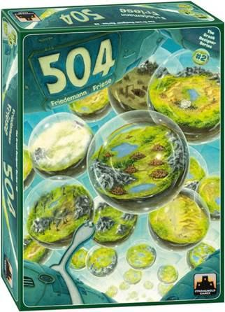 504 The Board Game