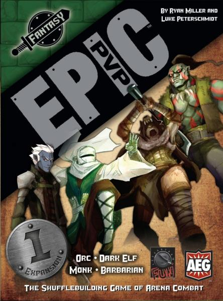 Epic PvP: Fantasy Expansion #1: Orc/Dark Elf/Monk/Barbarian