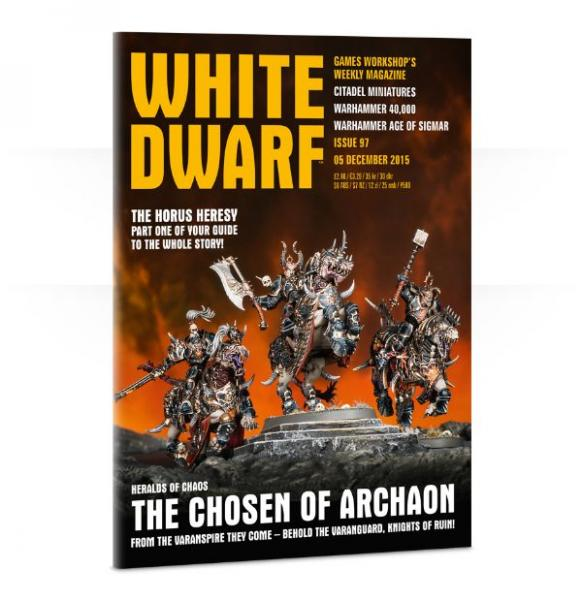 White Dwarf Weekly Issue 97