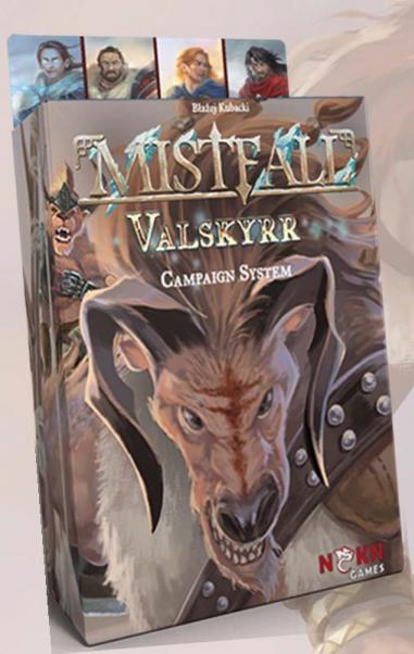 Mistfall: Valskyrr (Expansion)