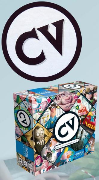 CV: Curriculum Vitae (Dice/Card game)