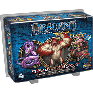 Descent 2nd Edition: Stewards of the Secret