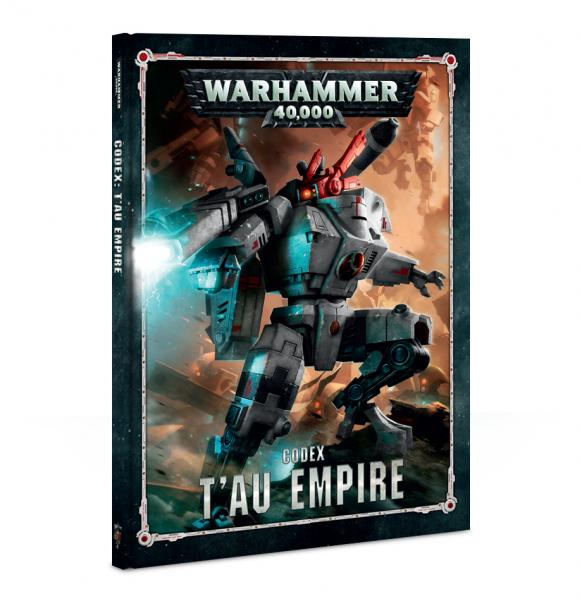Warhammer 40K: T'au Empire Codex (HC)