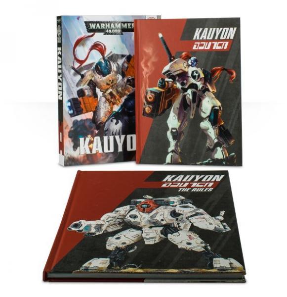 Warhammer 40K: War Zone Damocles: Kauyon (HC)