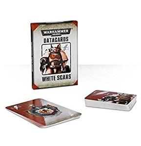 Warhammer 40K: White Scars Data Cards