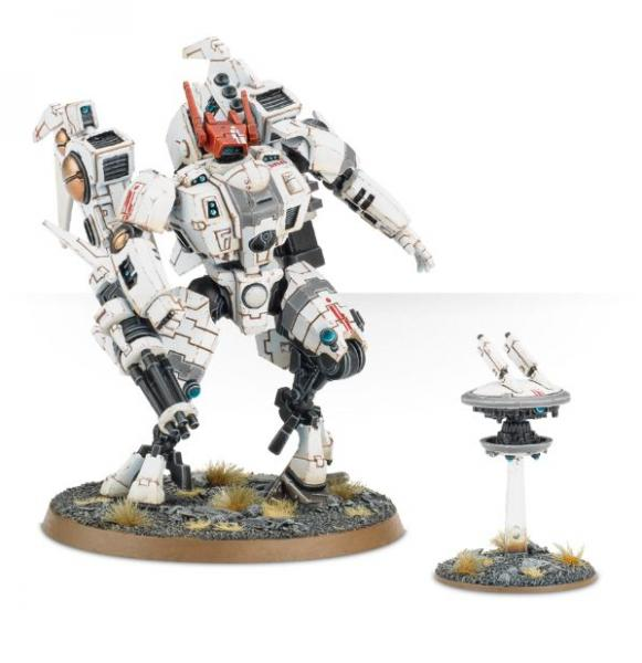 WH40K: Tau Empire Commander