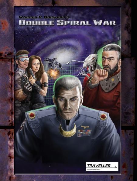 Traveller RPG: Warren C. Norwood's Double Spiral War