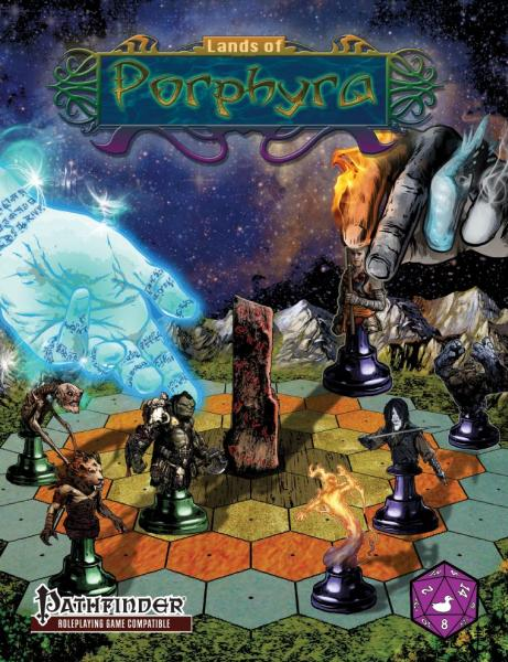 Pathfinder RPG: Lands Of Porphyra Campaign Setting