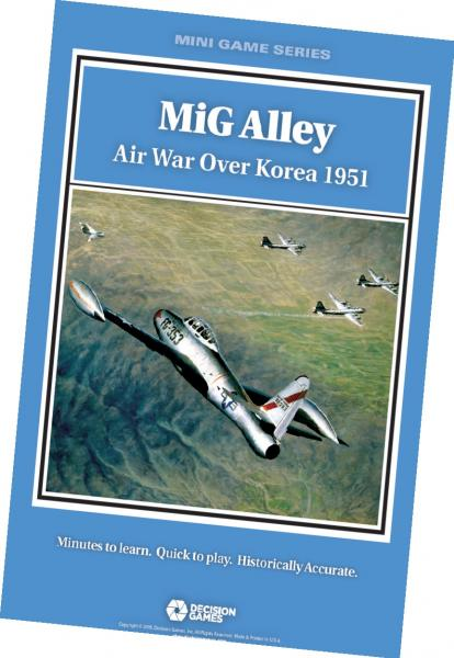 Mini Game Series: MiG Alley: Air War Over Korea, 1951