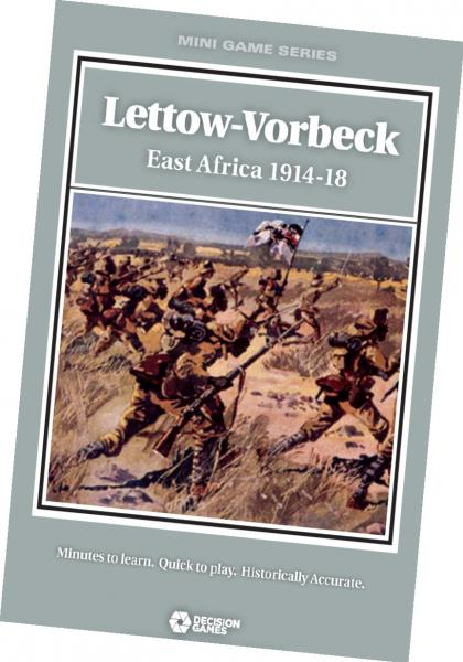 Mini Game Series: Lettow-Vorbeck: East Africa, 1914-18