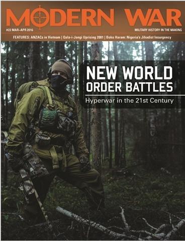 Modern War Magazine: #22 Modern Battles
