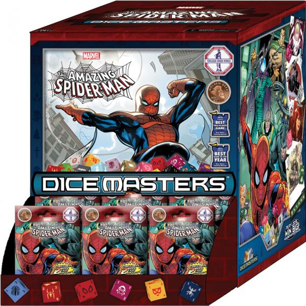 Marvel Dice Masters: The Amazing Spider-Man Single Blind Pack