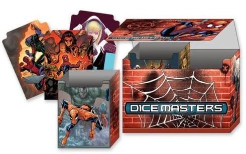 Marvel Dice Masters: The Amazing Spider-Man Team Box
