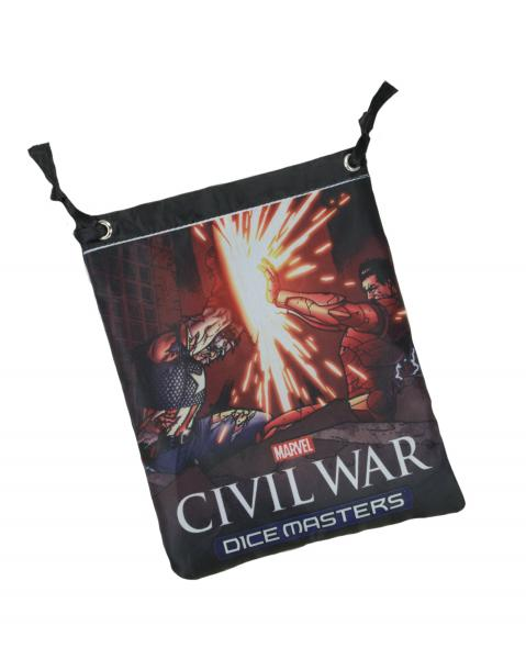 Marvel Dice Masters: Civil War Dice Bag (Captain America/Iron Man)