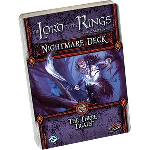 Lord of the Rings LCG: The Three Trials Nightmare Deck
