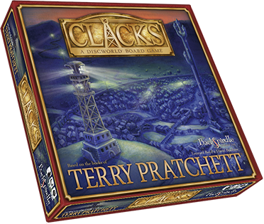 Clacks: A Discworld Boardgame