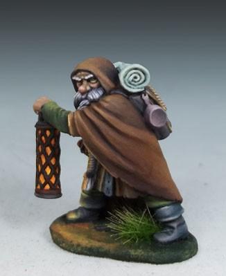 DiTerlizzi Masterworks: Grolsch, Dwarven Warrior