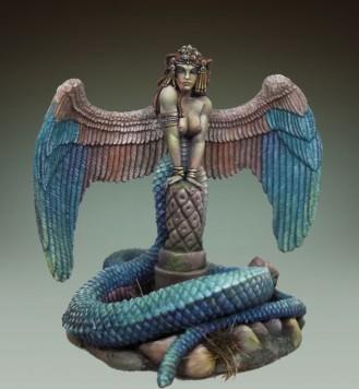 DiTerlizzi Masterworks: The Guardian Naga