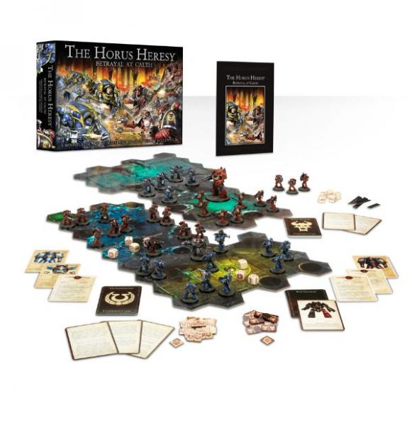 HORUS HERESY: BETRAYAL AT CALTH
