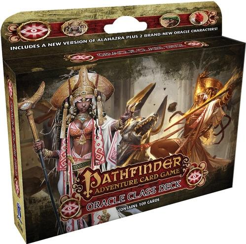 Pathfinder Adventure Card Game: (Class Deck) Oracle