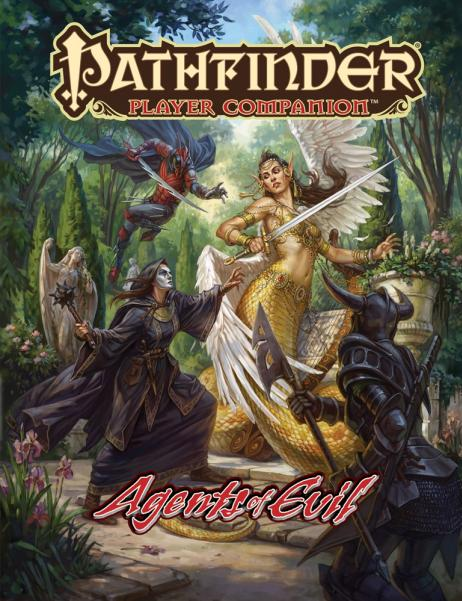 Pathfinder RPG: (Player Companion) Agents Of Evil