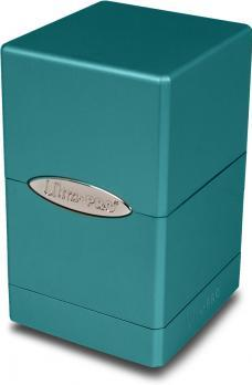 Ultra Pro: Metallic Ocean Shimmer Satin Tower Deck Box