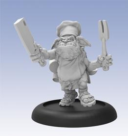 (Minions) Swamp Gobber Chef Solo (metal)