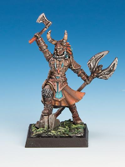 Freebooter's Fate Miniatures: Wild Ox