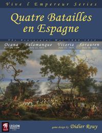Quatre Batailles En Espagne: Peninsular War, 1808-1814