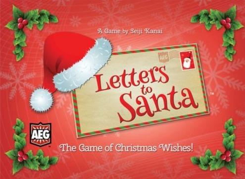 Letters To Santa Card Game (Clamshell Edition)