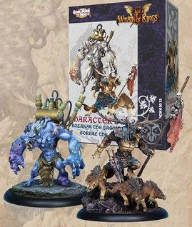 Wrath Of Kings: (House Of Goritsi) Kozakar & Gorbal (Character Box #3)