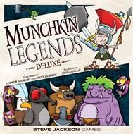 Munchkin Legends (Deluxe Core Set)