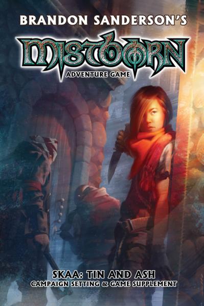 Mistborn: Skaa - Tin & Ash
