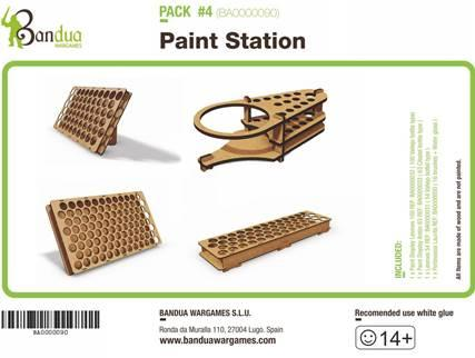 Painting Accessories: Paint Station Pack