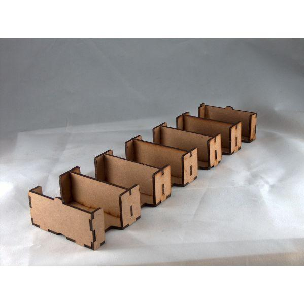 CARD HOLDER 42x64 (6 spaces)