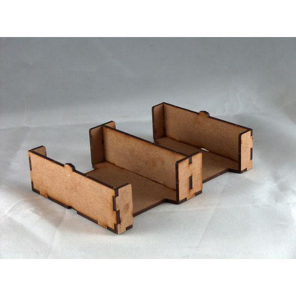 CARD HOLDER 59x92 (2 spaces)
