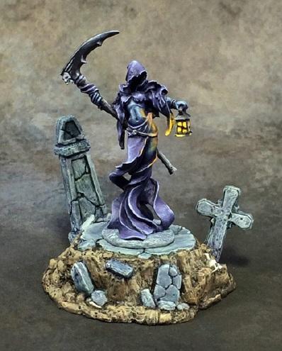 Dark Heaven Legends: Female Wraith