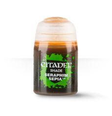 Citadel Shades Paints: Seraphim Sepia (24ML)